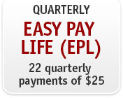 EPL Quarterly
